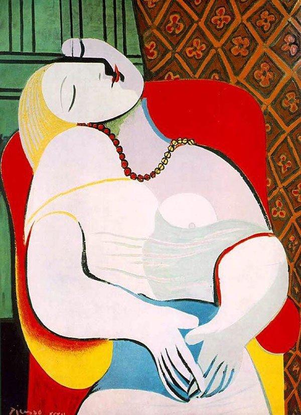 Il sogno (Le Rêve) – 1932, Collezione privata Steven Coehn (New York)